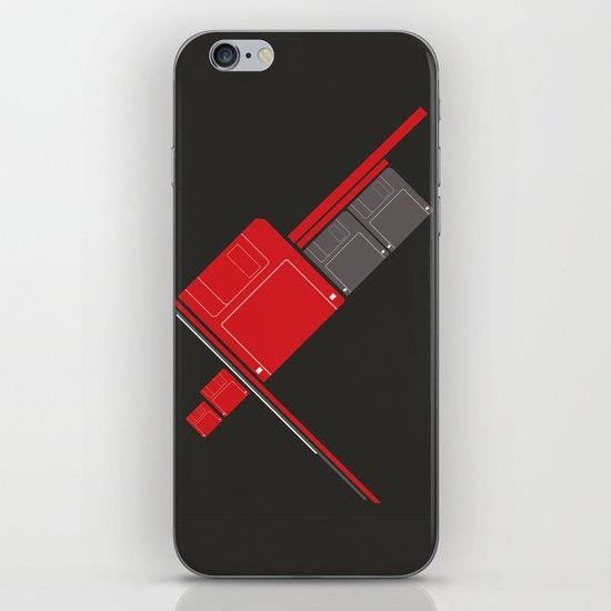 Floppy Disk iPhone Skin
