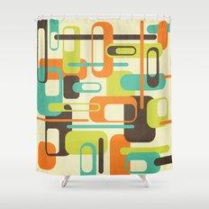 Old Skool Shower Curtain
