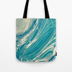 Neptune's Wild Ocean Tote Bag