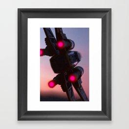 X-Wing #1 Framed Art Print
