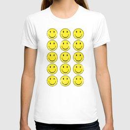 Smiley Face | Retro 70's | Vintage 70's Graphic T-shirt