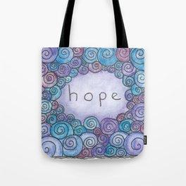 Hope (Little Tiles Series #1) Tote Bag