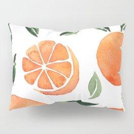 Summer oranges Pillow Sham