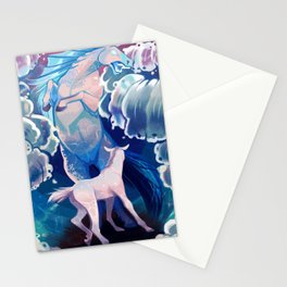 Water Horse Stationery Cards
