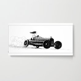 asc 708 - L'ivresse de la vitesse (Need for speed) Metal Print