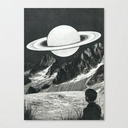 Il pianeta nascente Canvas Print