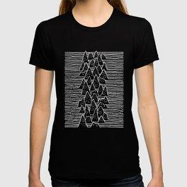 Pizza Pattern T-shirt