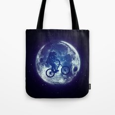 E.T.B. Tote Bag