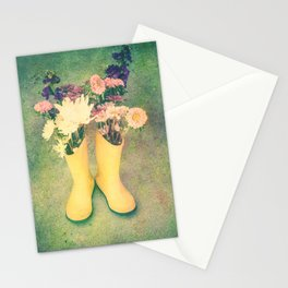 Das boots Stationery Cards