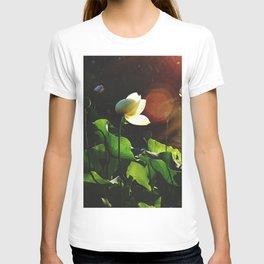 Sunset Lotus T-shirt