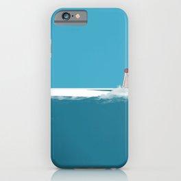 Coastal lighthouse  iPhone Case