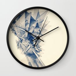 Polygon Tower Wall Clock