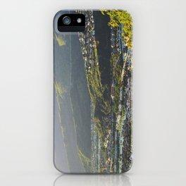 Ridges iPhone Case