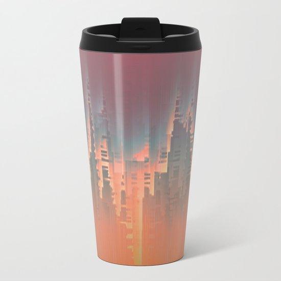 Reversible Space II Metal Travel Mug