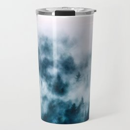 Out Of The Darkness - Nature Photography Travel Mug