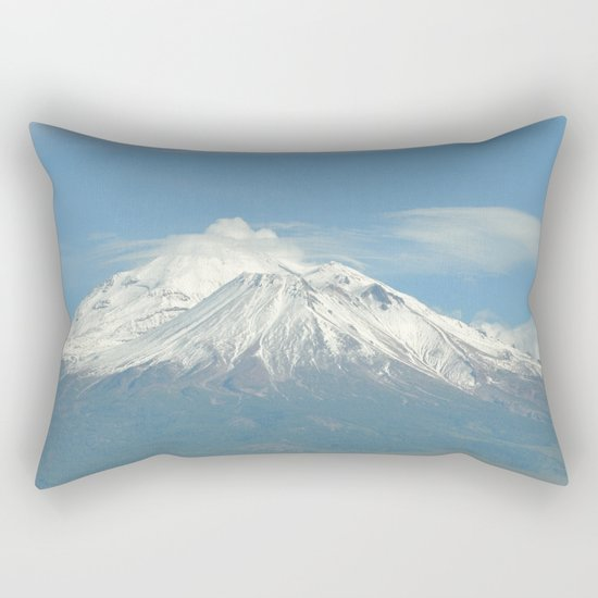 MOUNT SHASTA Rectangular Pillow