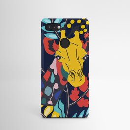 Floral Giraffe  Android Case