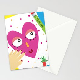 Love what you do Stationery Cards