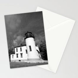 Admiralty Head Lighthouse Stationery Cards