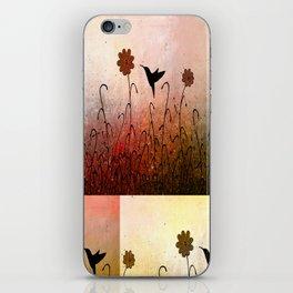 Hummingbird I iPhone Skin