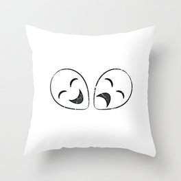 Thatre is my Sport T-shirt I love acting. I'm an actor Acting is my strength Throw Pillow