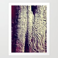 Lost in the Mze Art Print