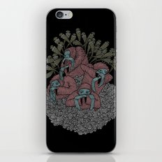 Enchanted Nightmares iPhone & iPod Skin