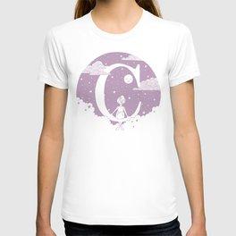 Lilac C T-shirt