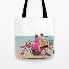 Harold and Maude Tote Bag