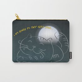 Promise - Big Cat Carry-All Pouch