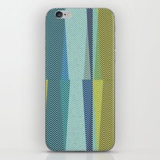 Mid Century Herringbone 1 iPhone & iPod Skin