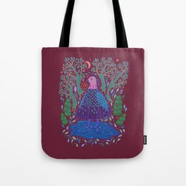 VIDA Tote Bag - Dragon Tote by VIDA