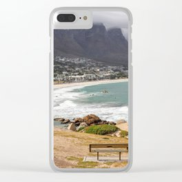 Camps Bay, Cape Town Clear iPhone Case