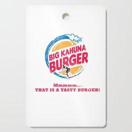 Big Kahuna Burger Cutting Board