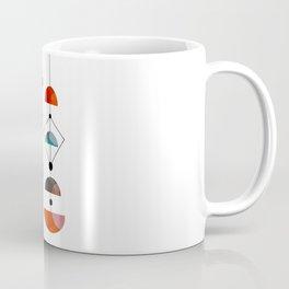 Mid Century 1-9 Coffee Mug