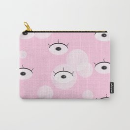 Eye, eye. Carry-All Pouch