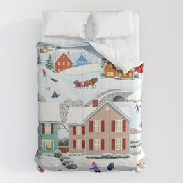 Once Upon a Winter Comforters