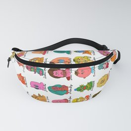 Feelings Revisited Fanny Pack