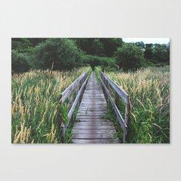 Western Greenway Trail II Canvas Print