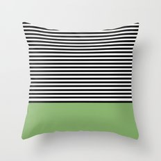 Greenway Throw Pillow