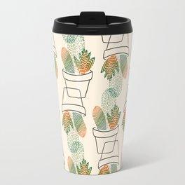 Succulent Study Travel Mug