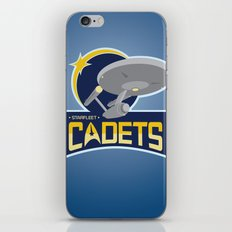 Starfleet Cadets iPhone & iPod Skin