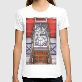 Paddington Station Clock T-shirt