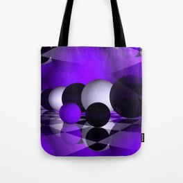 3D - abstraction -121- Tote Bag