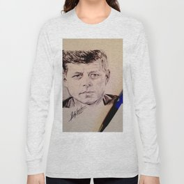 JFK Long Sleeve T-shirt