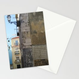 Bom dia Lisboa Stationery Cards