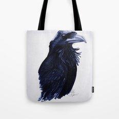 .Raven Tote Bag