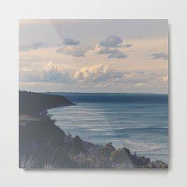 Dreamy Ocean Metal Print