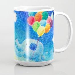 Elephant fly Coffee Mug