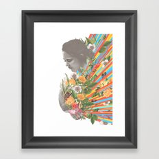Metanoia Framed Art Print